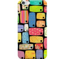 COLLECTION DECORATION PAPER iPhone Case/Skin