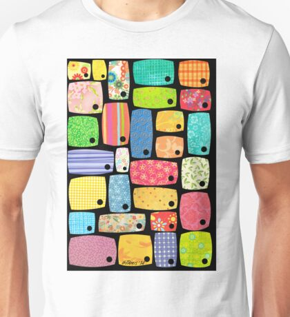 COLLECTION DECORATION PAPER Unisex T-Shirt