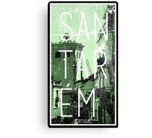 Santarem - Capital do Gotico Canvas Print