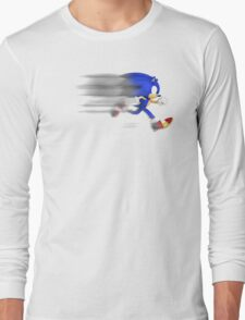 Sonic Speed Long Sleeve T-Shirt