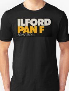 Ilford PanF Unisex T-Shirt