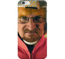 Say My Red Squadron Designation iPhone Case/Skin