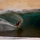Pipeline Speed Blur by David Orias