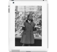 Vintage Chicago 095 iPad Case/Skin