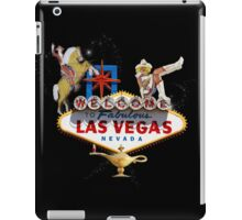 Las Vegas Welcome Sign iPad Case/Skin