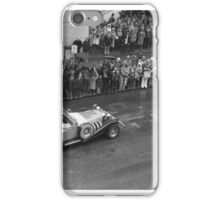 Vintage Chicago 105 iPhone Case/Skin