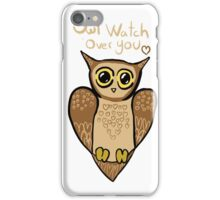 Protector Owl iPhone Case/Skin