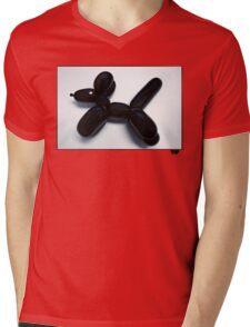 Balloon Mens V-Neck T-Shirt