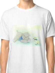 Rosie Dog playtime Classic T-Shirt