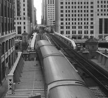 Vintage Chicago 111 by OutOfTheBox Photography