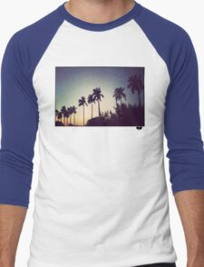 florida palms Men's Baseball ¾ T-Shirt