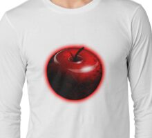 Red Shiny Candy Apple Long Sleeve T-Shirt