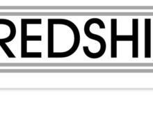 Redshift LRG Sticker