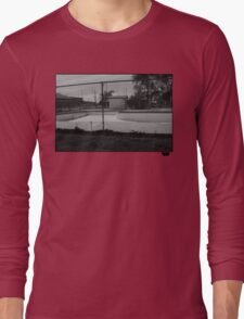 Skate pool Long Sleeve T-Shirt