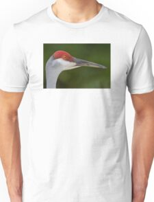 Tiny Red Feathers Unisex T-Shirt