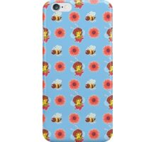 Little Bee | Pattern iPhone Case/Skin