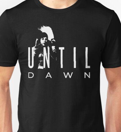Until Dawn Advertising Unisex T-Shirt