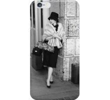 Vintage Chicago 127 iPhone Case/Skin