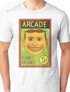 Arcade at Coney Island T-Shirt