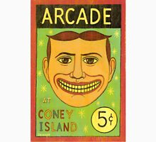Arcade at Coney Island Unisex T-Shirt