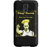 Chef Curry With The Pot Boy! Samsung Galaxy Case/Skin