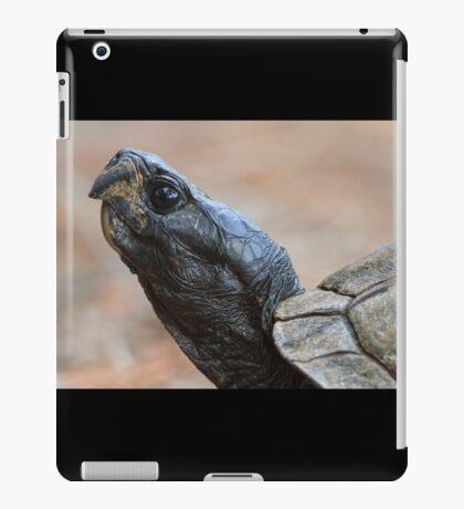 Tortoise Profile iPad Case/Skin
