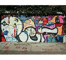 Graffiti 002 Photographic Print