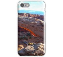 Mesa Arch Canyonlands National Park, U.S.A. iPhone Case/Skin