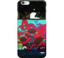 Graffiti 007 iPhone Case/Skin