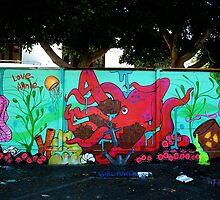 Graffiti 007 by OutOfTheBox Photography