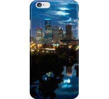 Houston Supermoon iPhone Case/Skin