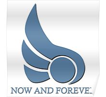Demacia - Now and Forever Poster