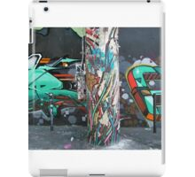 Graffiti 018 iPad Case/Skin
