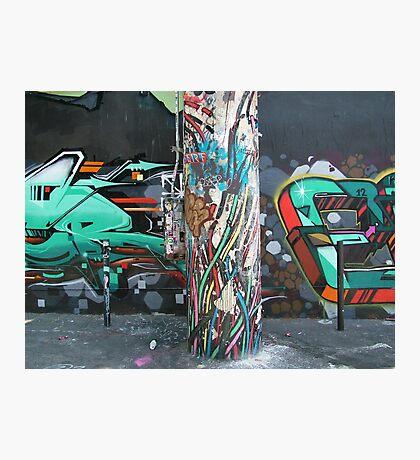 Graffiti 018 Photographic Print