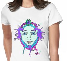 Extraterrestrial Bubble Master Womens Fitted T-Shirt