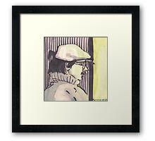 ED(1985) Framed Print