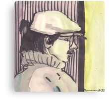 ED(1985) Canvas Print