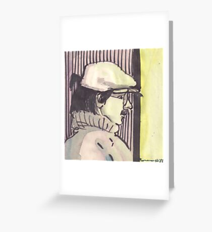 ED(1985) Greeting Card