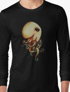 Sly Octopus Long Sleeve T-Shirt