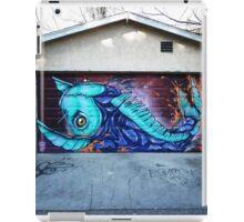 Graffiti 031 iPad Case/Skin