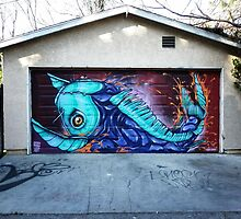 Graffiti 031 by OutOfTheBox Photography