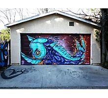Graffiti 031 Photographic Print