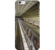 Smithsonian Metro Station iPhone Case/Skin