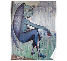 Graffiti 040 Poster