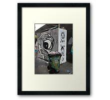 Graffiti 042 Framed Print