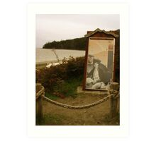 photoj Tasmania Bruny Island Art Print