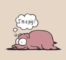 I'm a pink pig by Dr Woo
