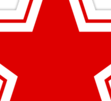 Roundel of the Soviet Air Forces, 1945-1991 Sticker