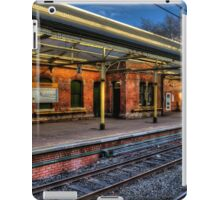 Cullercoats Metro Station iPad Case/Skin