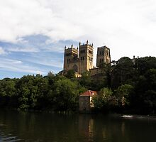 Durham Cathedral, County Durham UK by Bev Pascoe